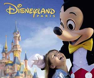 Entradas a Disneyland París
