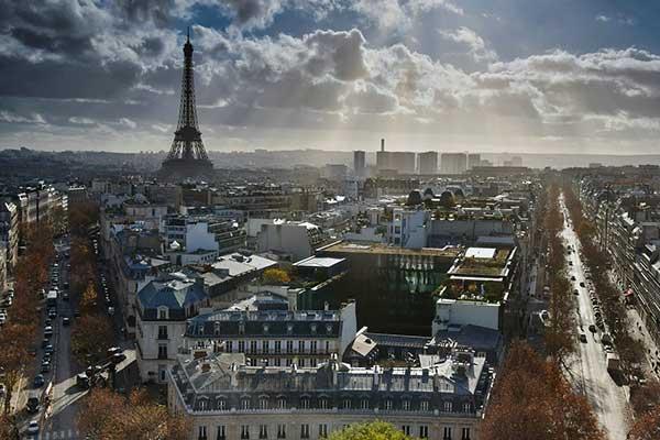 París Información, breve guía de viaje